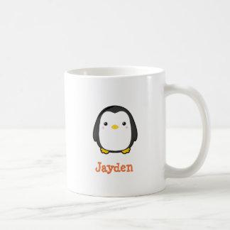 Kawaii Penguin Coffee Mug