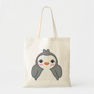Kawaii Penguin Simple Bag