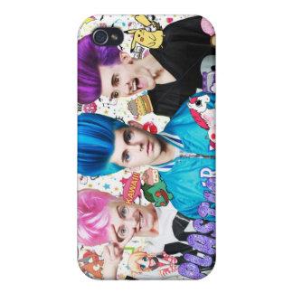 Kawaii Plastic iPhone Case iPhone 4/4S Case
