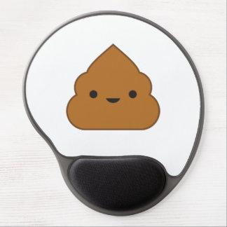 Kawaii Poop Gel Mousepad