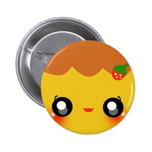 Kawaii Pudding Pins
