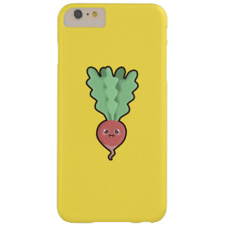 Kawaii Radish Barely There iPhone 6 Plus Case