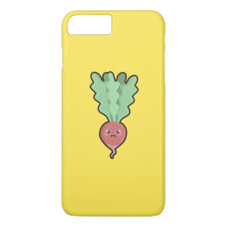 Kawaii Radish iPhone 7 Plus Case