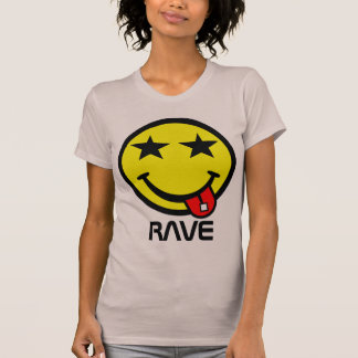 Kawaii Rave Acid Smiley T-Shirt