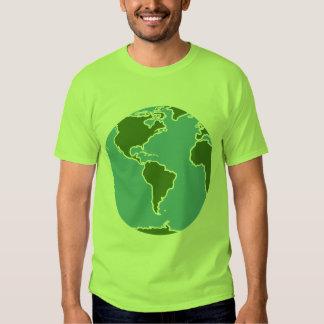 Kawaii Rave Planet Earth Tee Shirts