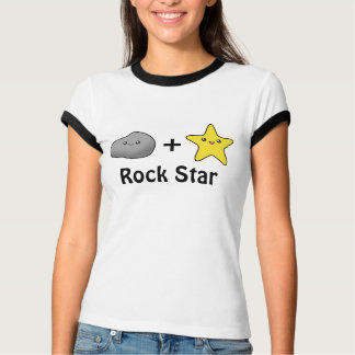 Kawaii Rock Star 2 T-Shirt