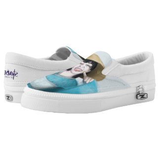 Kawaii Sachiko Slip-On Shoes