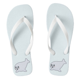 Kawaii Seal Thongs