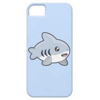 Kawaii Shark iPhone 5 Cases
