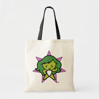 Kawaii She-Hulk Flex Tote Bag