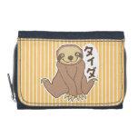 Kawaii Sloth Wallets