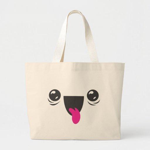 Kawaii Smiley Bags
