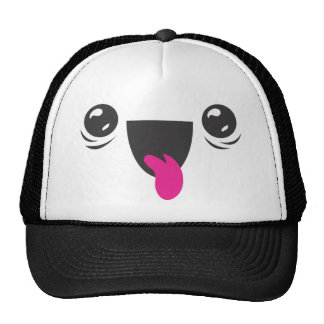Kawaii Smiley Hats