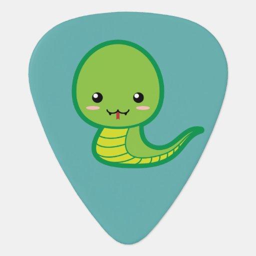 Kawaii Snake Pick