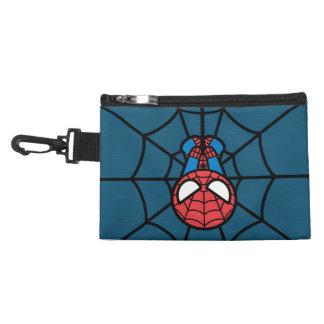 Kawaii Spider-Man Hanging Upside Down Accessory Bag