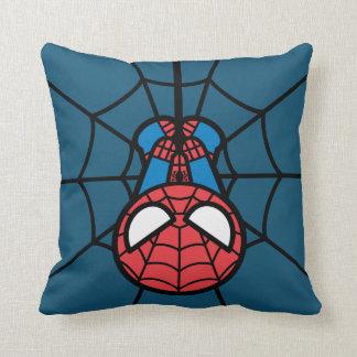 Kawaii Spider-Man Hanging Upside Down Cushion