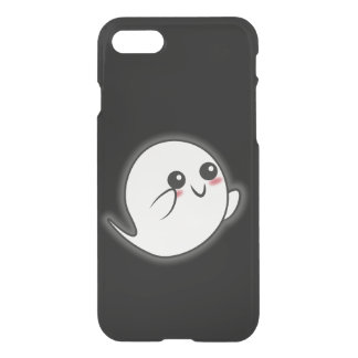 Kawaii spooky ghost iPhone 7 case