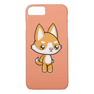 Kawaii Standing Dog iPhone 7 Case