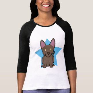 Kawaii Star Australian Kelpie Women's T-Shirt