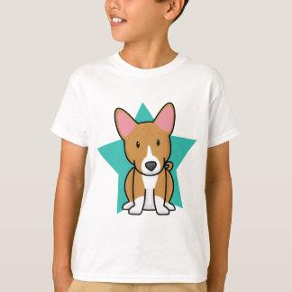 Kawaii Star Basenji Child's T-Shirt