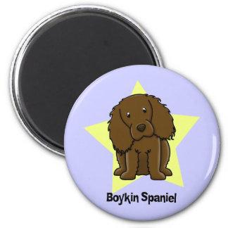 Kawaii Star Boykin Spaniel Magnet