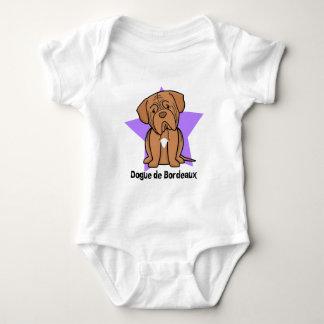 Kawaii Star Dogue de Bordeaux Baby Creeper