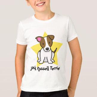 Kawaii Star Jack Russell Terrier Child's T-Shirt