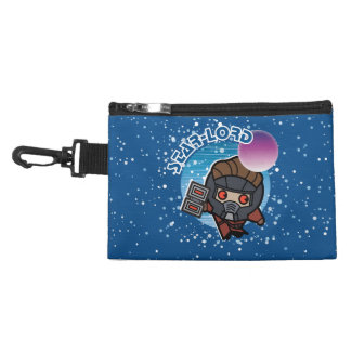 Kawaii Star-Lord In Space Accessory Bag
