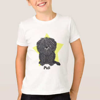Kawaii Star Puli Child's T-Shirt