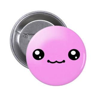 Kawaii Sugar Dots Baby Happy Face Button