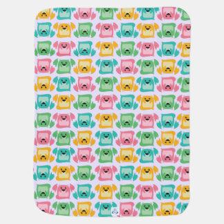 Kawaii Sugar Dragon Baby Blanket