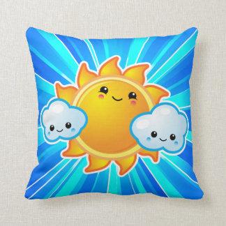 Kawaii Sunny Day American MoJo Pillows Cushion