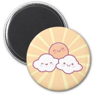 Kawaii Sunshine Magnet