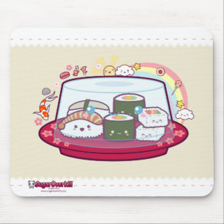 Kawaii Sushi Mouse Pad