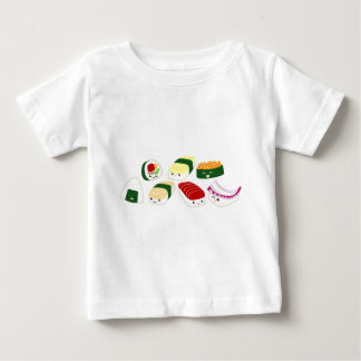 Kawaii Sushi with faces Infant T-Shirt