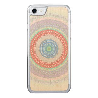 Kawaii Swirl Carved iPhone 8/7 Case