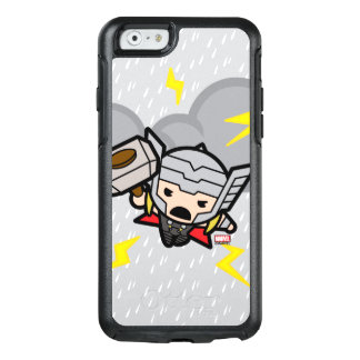 Kawaii Thor With Lightning OtterBox iPhone 6/6s Case