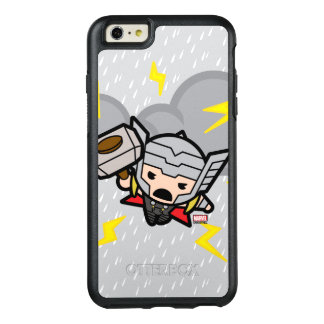 Kawaii Thor With Lightning OtterBox iPhone 6/6s Plus Case