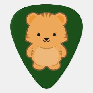 Kawaii Tiger Guitar Pick