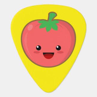 Kawaii Tomato Guitar Pick