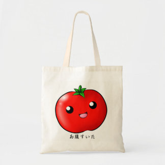 Kawaii Tomato Tote Bag