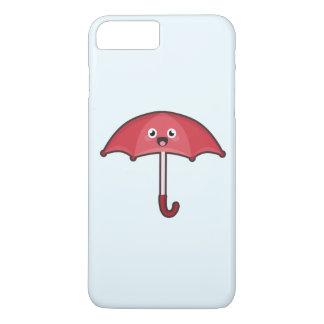 Kawaii Umbrella iPhone 7 Plus Case