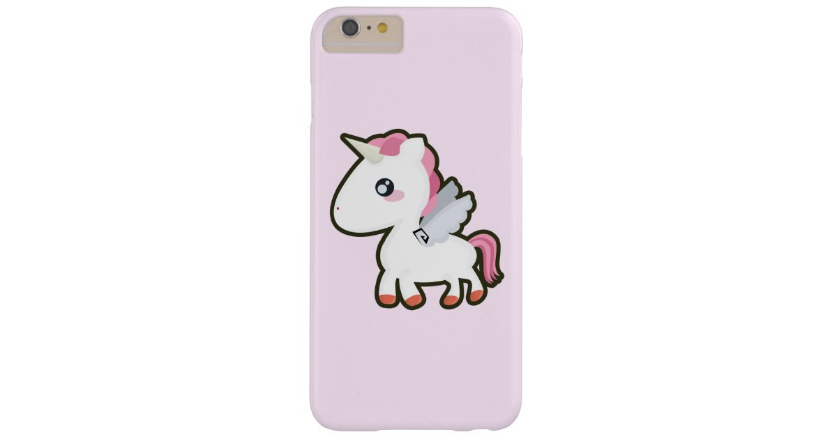 Kawaii unicorn barely there iphone 6 plus case 179938337672727779 on kawaii unicorn