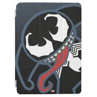 Kawaii Venom Tongue Lash iPad Air Cover