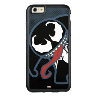 Kawaii Venom Tongue Lash OtterBox iPhone 6/6s Plus Case