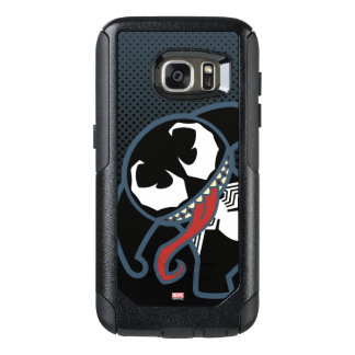Kawaii Venom Tongue Lash OtterBox Samsung Galaxy S7 Case