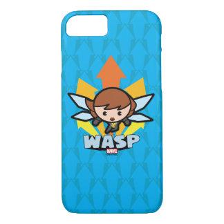 Kawaii Wasp Flying iPhone 8/7 Case