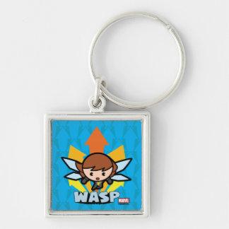 Kawaii Wasp Flying Key Ring