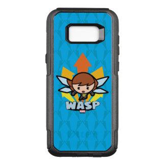 Kawaii Wasp Flying OtterBox Commuter Samsung Galaxy S8+ Case
