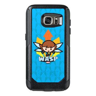 Kawaii Wasp Flying OtterBox Samsung Galaxy S7 Case